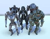 Robots Pack