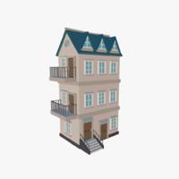 cartoon house01