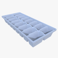 Ice cube tray two