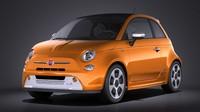 Fiat 500e 2017