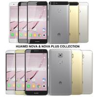 Huawei Nova & Nova Plus Collection