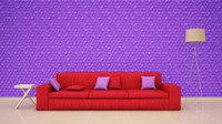 3Dpanel vs sofa