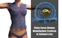 Corso 3ds max Freeform Selection Versione MP4