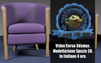 Corso 3ds max Lo Spazio 3D, Versione MP4