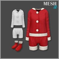 Christmas Set Male and Female