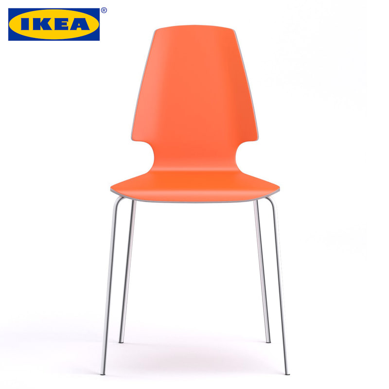 3d other ikea chair fabric. Black Bedroom Furniture Sets. Home Design Ideas