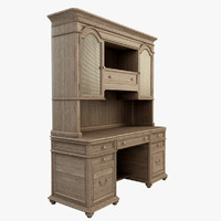 Westgrove Desk and Hutch