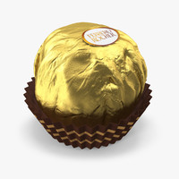 Detailed Ferrero Rocher