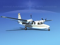 Aero Commander 500 V04