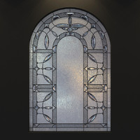 Stained-glass arc (3)
