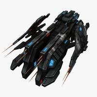 Battleship Fighter 4