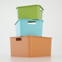 Plastic Box 2