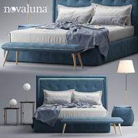 Novaluna PRINCE bed