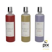 Trio Shower Gel Bottles