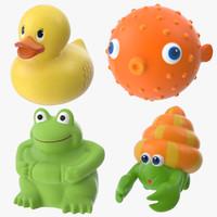 Bath Toys Collection