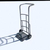 Tyre Trolley