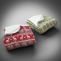 Scandinavian Blanket Fold