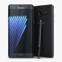Samsung Galaxy Note7 Black Onyx