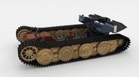 Panzer Tiger Drivetrain