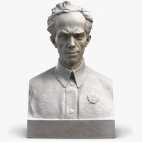 Nikolai Ostrovsky Bust