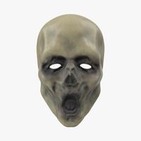 Dead Man Mask