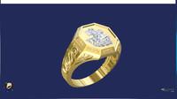 Saint George ring