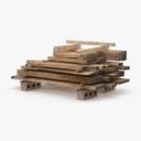 lumber 3D models