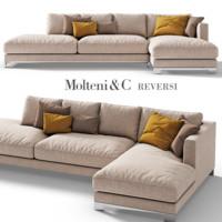 Molteni&C reversi sofa 2