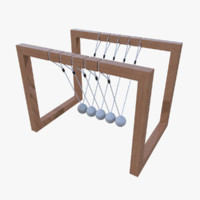 Newtons cradle two