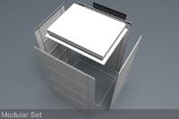 NAS Battery Modular Set