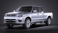 Generic Average Pickup 2015 VRAY