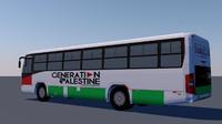 Bus Palestinian