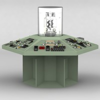 TARDIS console mk1