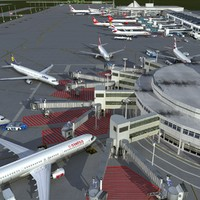 Advanced Airport Vehicles & Planes