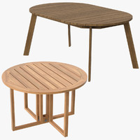 Patio Dinning Tables Round