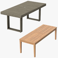 Patio Dinning Tables Square