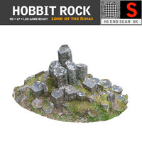 HOBBIT ROCK scan 8K