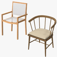 Patio Dinning Chairs