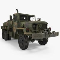 Fuel Tank Truck m49