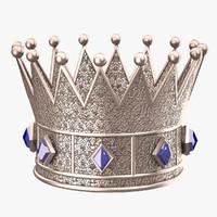Prince Silver Crown