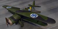 Fokker C.X. (Finnish)