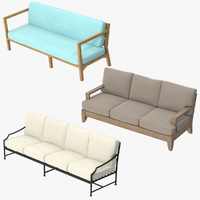 Patio Couches Collection