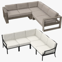 Patio Sectional Collection