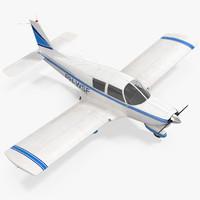 max civil utility aircraft piper
