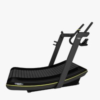 Skillmill technogym run cardio gym