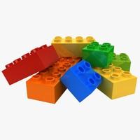 Lego Bricks 2 (Pose 2)