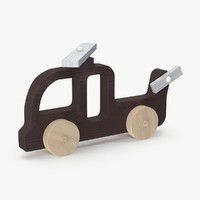 Baby Wooden  Helicopter