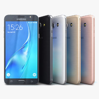 Samsung Galaxy J7 2016 All Color