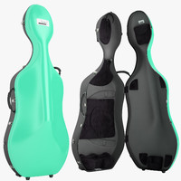 Bam Cello Case Open 03