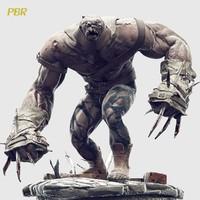 Zombie Big Monster